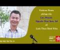Phỏng vấn Lm. Phaolô Nguyễn Thái Sơn về Linh thao Sinh viên