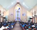 Curia Trà Tân mừng lễ Truyền Tin
