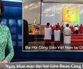 TV Thời Sự Giáo Hội và Thế Giới Ngày Nay, ngày 13/6/2019: Đại hội Liên Đoàn Công Giáo Việt Nam tại nước Đức