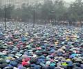 Hồng Kông: Chúa Nhật an bình