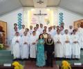 Giáo Xứ Tân Lập - Tân Linh mục M. Tôma Thiện Lê Quang Thiện dâng thánh lễ tạ ơn