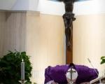 Đức Thánh Cha: Kitô hữu không phải là những kẻ đạo đức giả với những lớp điểm trang