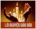 Lời nguyện tín hữu Chúa nhật 3 Mùa Chay năm C