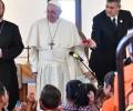 Diễn từ của Đức Thánh Cha với cộng đoàn người Rom tại thành phố Blaj