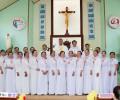 Bà Mẹ Công Giáo Gx Hòa Vinh  Mừng Lễ Kính Thánh Nữ Mônica,