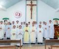 Lễ Tạ Ơn Hồng Ân 10 Năm Linh Mục Của Cha Giuse Nguyễn Công Hoàng