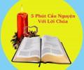 5 phút Lời Chúa mỗi ngày 18.6