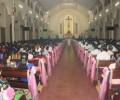 Giáo Xứ Thánh Tâm: Mừng Lễ Bổn Mạng và Chầu Lượt