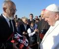 Đức Thánh Cha đã đến Budapest. Tường thuật cảnh đón tiếp tại phi trường quốc tế
