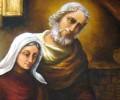 Thánh Gioakim và thánh Anna. Lễ nhớ. – Ðền thờ tâm hồn.