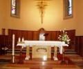 Bàn thờ và Tòa giảng