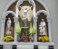 Bàn thờ ở các gia đình Công giáo