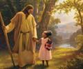 Dù nhỏ, trẻ con đã biết tìm Chúa