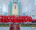 Lễ Tạ Ơn Kim Khánh Giáo Xứ Đồng Tiến