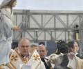 Đức Thánh Cha dâng Thánh Lễ tại quảng trường Macedonia