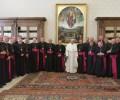 Đức Thánh Cha tiếp các Giám mục Argentina