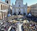Đức Thánh Cha viếng thăm Đền thánh Đức Mẹ Loreto