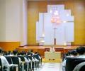 Đức TGM Giuse Nguyễn Năng huấn đức tại Đại Chủng Viện Thánh Giuse Hà Nội