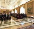 Đức Thánh Cha tiếp kiến các Tổ chức Phi chính phủ Công Giáo