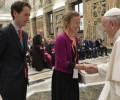 Đức Thánh Cha tiếp 300 doanh nhân Công Giáo Pháp