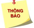 THÔNG BÁO - Về Hội Thi Văn Hóa Nghệ Thuật