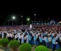 Chương trình hành hương Tháng 4 tại Tàpao
