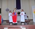 Giáo Xứ Đảo Phú Quý Cử hành nghi thức Thứ Sáu Tuần Thánh