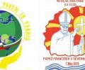 Logo và khẩu hiệu cuộc viếng thăm của Đức Thánh Cha tại Cộng hòa Bắc Macedonia