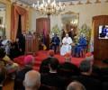 Đức Thánh Cha gặp gỡ chính quyền Maurice