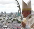 Đức Thánh Cha cử hành thánh lễ tại Đài Đức Mẹ