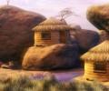 nhà trên đá