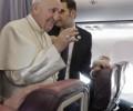 Phỏng vấn Đức Thánh Cha trên chuyến bay về từ Rumani