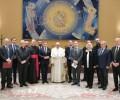 Đức Thánh Cha tiếp Hội đồng Chỉ đạo Công đoàn Liên đới Ba Lan