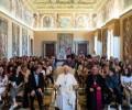 Đức Thánh Cha tiếp 100 bạn trẻ giáo phận Aire và Dax, Nam Pháp