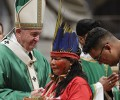 Bài giảng của Đức Thánh Cha trong thánh lễ khai mạc Thượng Hội Đồng Toàn Vùng Amazon