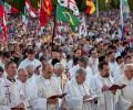 Liên hoan Giới Trẻ Công Giáo thế giới tại Medjugorje lớn chưa từng có sau quyết định của Đức Thánh Cha