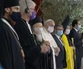 Xúc động: Cầu xin hòa bình và tưởng nhớ nạn nhân đại dịch kinh hoàng tại cuộc gặp gỡ liên tôn ở Rôma