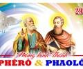 Lễ Kính Hai Thánh Tông Đồ: Phêrô và Phaolô