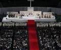 Suy nghĩ về cách người Nhật tổ chức Thánh Lễ do ĐTC Phanxicô cử hành tại Tokyo 25-11-2019