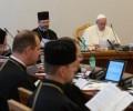 Đức Thánh cha gặp gỡ các Giám mục Công giáo Ucraina Đông phương