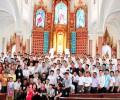 Giáo tỉnh Hà Nội cử hành ngày Thế Giới Truyền Thông lần thứ 53