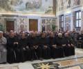Đức Thánh Cha tiếp tổng tu nghị dòng Phanxicô Viện Tu