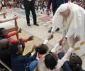 Đức Thánh Cha viếng thăm trung tâm Akamasoa