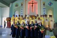 Dòng Phúc Âm Sự Sống 5 Nữ Tu Vĩnh Khấn