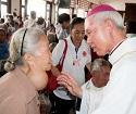 Đc Đinh Đức Đạo dâng Thánh lễ cầu nguyện cho bệnh nhân, mừng Bổn Mạng Ban Caritas, BAXH Xuân Lộc.