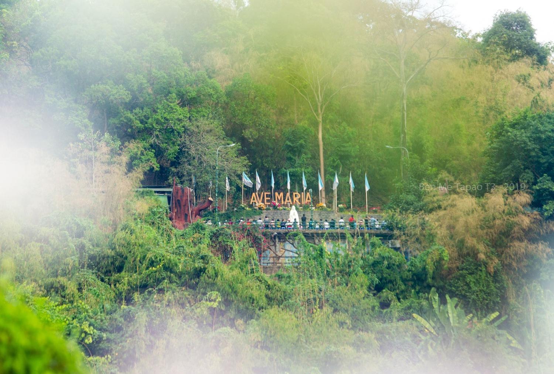 Hơn 5.000 Gia Trưởng Hành Hương Đức Mẹ TàPao - Tháng 3