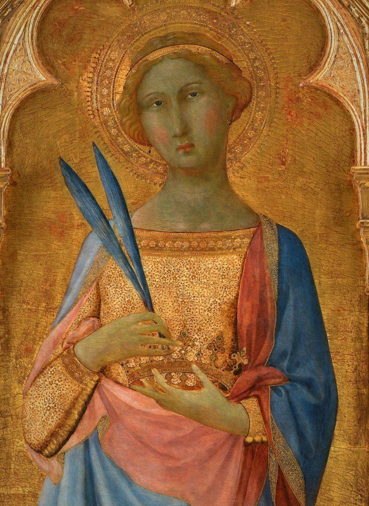 Cầu xin cùng Thánh nữ Corona trong cơn đại dịch corona