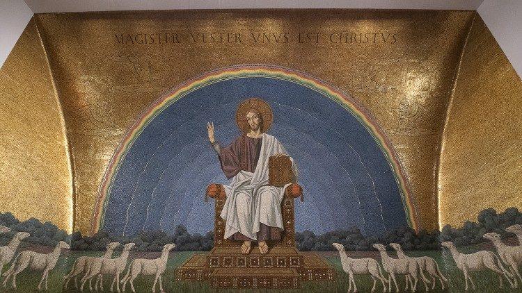 """Từ """"Đức Kitô"""" không được nói đến trong sách trẻ em ở Trung Quốc  (Vatican Media)"""
