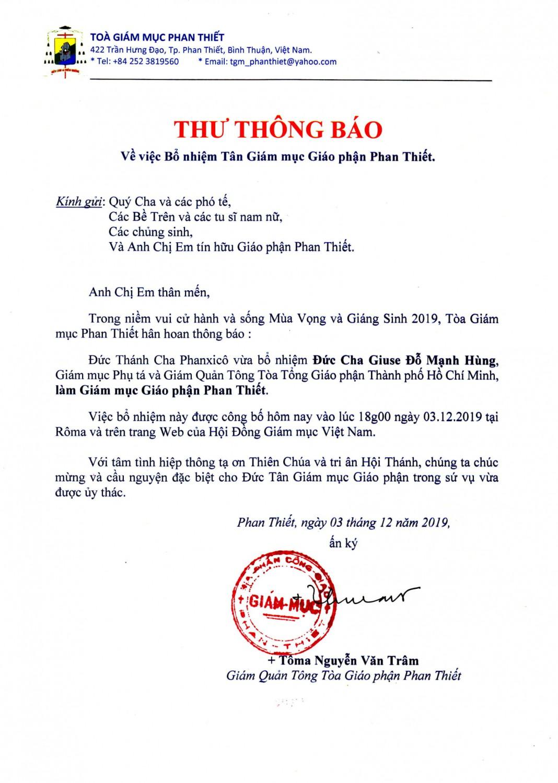 THU THONG BAO BO NHIEM TAN GIAM MUC PHAN THIET 1