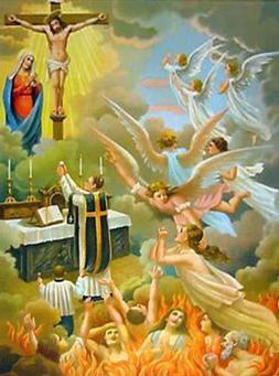 Tưởng nhớ tất cả những tín hữu đã ra đi: các linh hồn trong luyện ngục